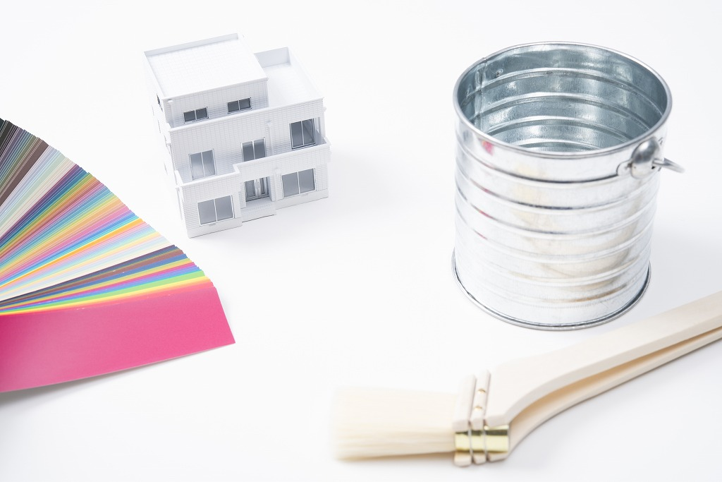 外壁塗装・屋根塗装工事は北田塗装にお任せください