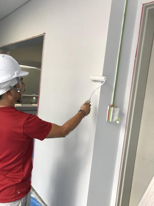 2018.7月  東久留米市 室内塗装